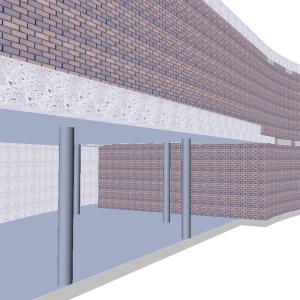 FriLo Gebäudemodell