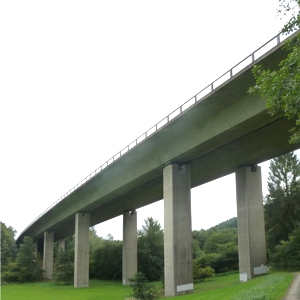 Talbrücke Wintersohl A45