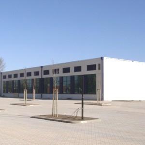 Securicor Betriebsgebäude Hamburg